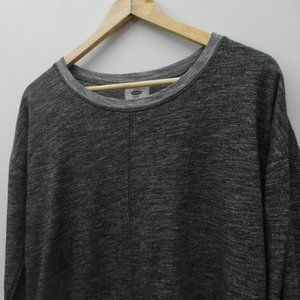 Old Navy Gray Sweater Long Sleeve Sz XS